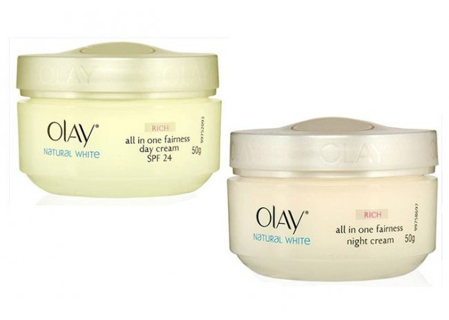 Day cream vs Night cream