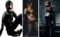 Change in Cat woman's outfit.