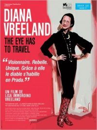 The Lady With Red Nails : Diana Vreeland